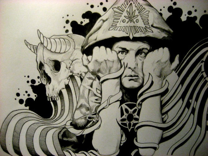 Aleister_Crowley__Detail_by_75agulhas