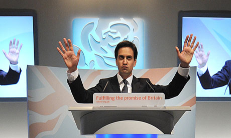 An open letter to Ed Miliband on sci-fi and post scarcity