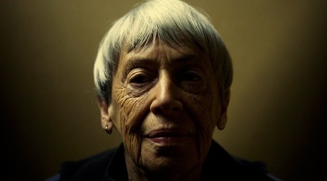Ursula K Le Guin : stories for the ages