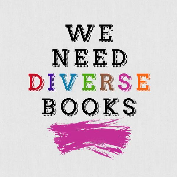 We DO need diverse books.