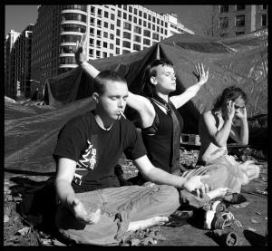 Occupy Zen