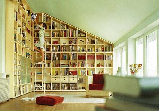 What ebooks need are…ebookshelves