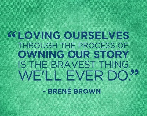 Brene Brown's 10 guideposts for wholehearted living