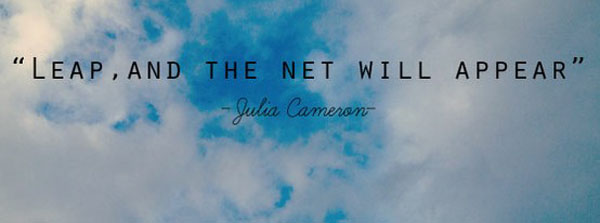 Julia Cameron on why creativity can't be learned, but must be recovered