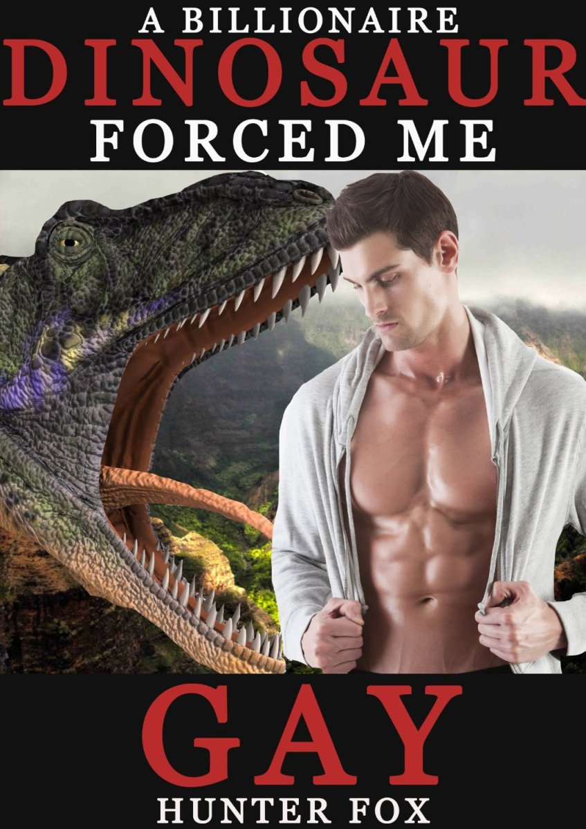 A Billionaire Dinosaur Forced Me Gay - THE REVIEW