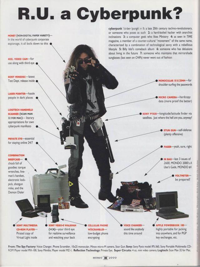 Whatever happened to cyberpunk?   Damien Walter