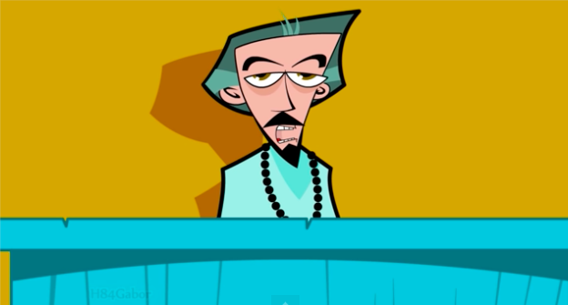 The teachings of Alan Watts animated by the makers of South Park
