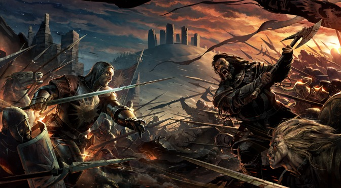 Grimdark, what is it? Joe Abercrombie in discussion with Ahimsa Kerp.