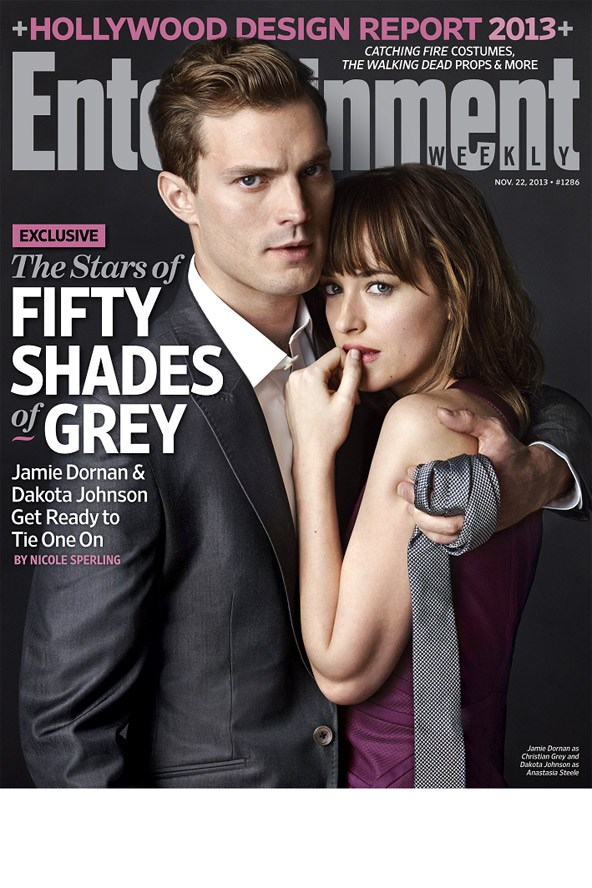 5 Reasons Why 50 Shades Of Grey Achieved Literary and Blockbuster Success