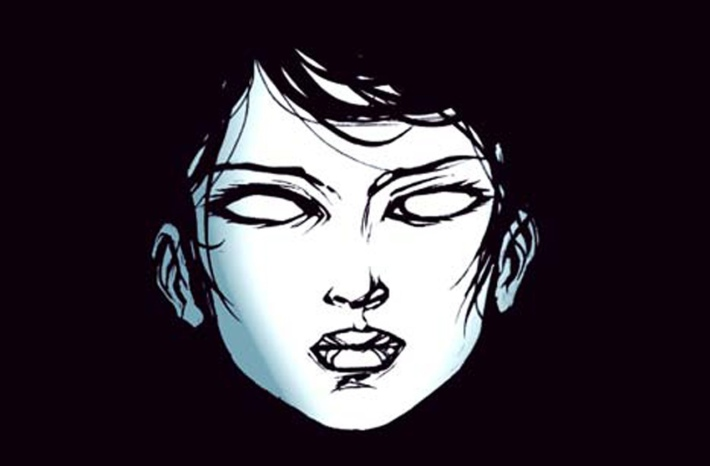 Image result for molly millions neuromancer