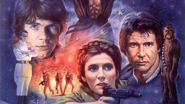 The shameful joys of the franchise novel … and why the force is with them