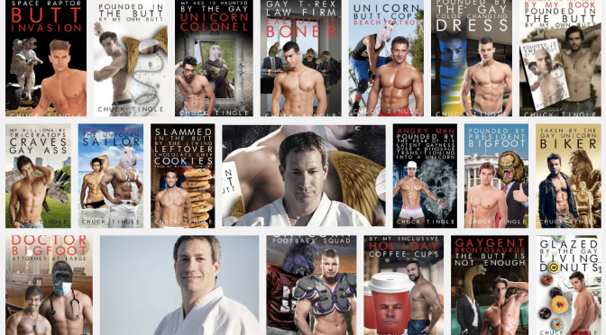 Who is Chuck Tingle?