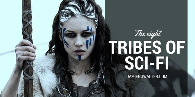 The 8 Tribes of SciFi