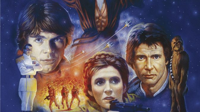 The shameful joys of the franchise novel…and why the force is with them