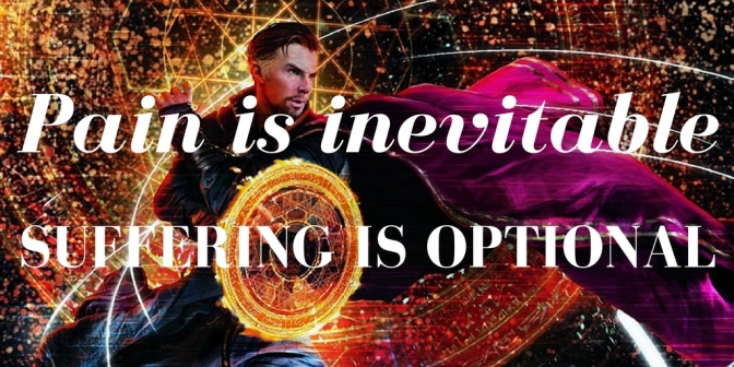 Doctor Strange : Nope, Buddhism won't give you magic powers