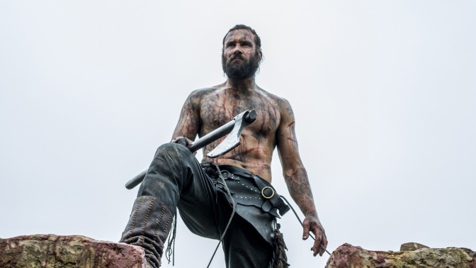 Viking myths made men fearless. What do our myths make us?