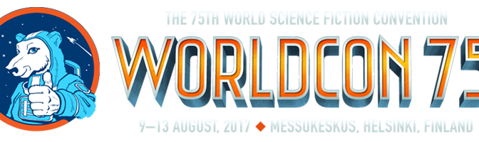 Yes, I will be at WorldCon 75 in Helsinki