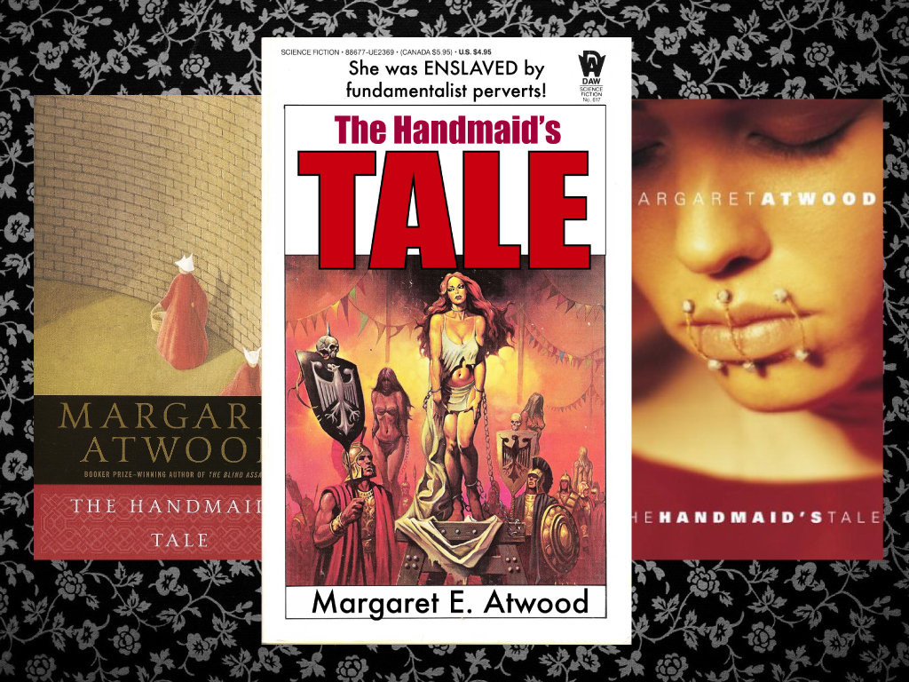 handmaids tale passage analysis throughout the entire text of the handmaid's tale, the ruling totalitarian government does what is in its power to attempt to isolate women from societynot only do are the women isolated from society in terms of sexual contact (or any contact, for that matter), with men, but they are also individualized within the gender itself and.